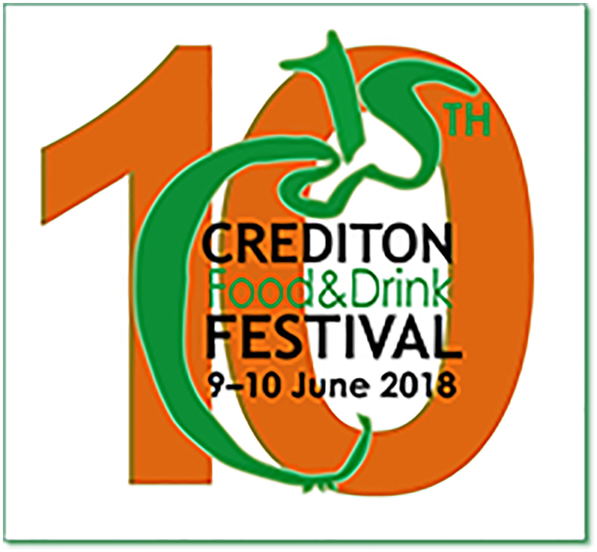The 10th Crediton Food Festival
